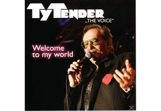Ty Tender - Welcome To My World - (CD)