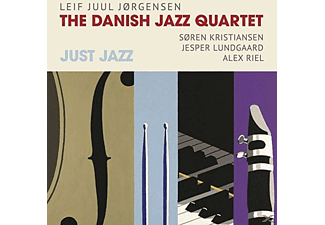 Leif Juul Jorgensen & The Danish Jazz Quintet - Just Jazz - (CD)