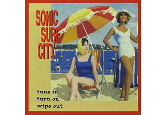 Sonic Surf City - Turn On Tune In - (CD)