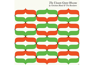 Christian Bland, The Revelators - The Unseens Green Obscene (LP) - (Vinyl)