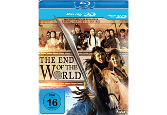 The End of The World - (3D Blu-ray)