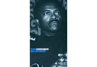 VARIOUS - Chicago Blues-MCM Records Story - (CD)