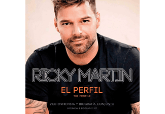 Ricky Martin - The Profile - (CD)