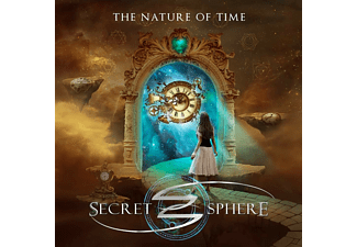 Secret Sphere - The Nature Of Time (CD)