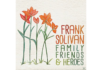 Frank Solivan - Family, Friends & Heroes [CD]