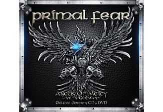 Primal Fear - Angels Of Mercy - Live In Germany (Digipak) (CD + DVD)