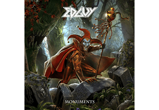Edguy - Monuments (Digipak) (CD + DVD)