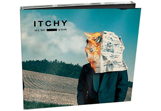 Itchy - All We Know (Digisleeve) (CD)