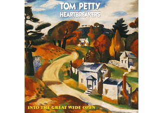 Tom Petty & The Heartbreakers - Into The Great Wide Open (Vinyl LP (nagylemez))