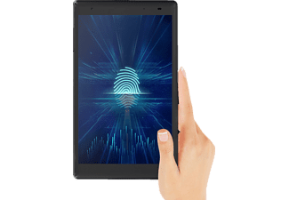 LENOVO Tab 4 8 Plus 64 GB   8 Zoll Tablet Aurora Black