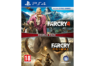 UBISOFT Far Cry Primal Double Pack PS4
