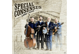 Special Consensus - Long I Ride - (CD)