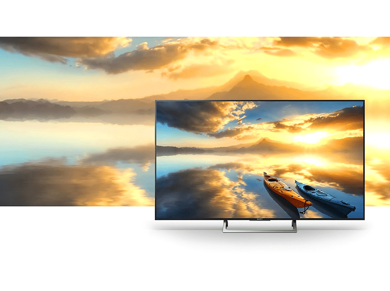 SONY KD49XE7077SAEP 4K UHD Smart LED televízió