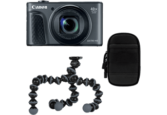 CANON PowerShot SX730 HS  Travel Kit - Svart