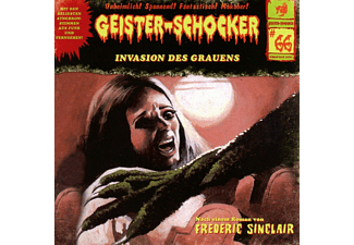 Geister-schocker - Invasion Des Grauens - Vol.66 - (CD)
