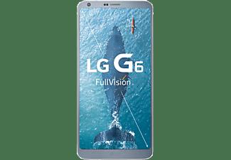 LG G6, Smartphone, 32 GB, 5.7 Zoll, Platinum, LTE