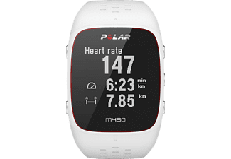 POLAR M430, GPS-Trainingscomputer, 130 - 230 mm, Weiß