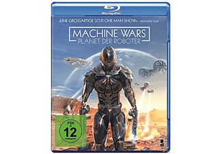 Machine Wars - Planet der Roboter - (Blu-ray)