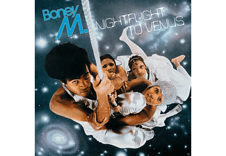 Boney M. - Nightflight To Venus (1978) - (Vinyl)