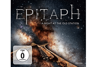 Epitaph - A Night At The Old Station - (CD + DVD Video)