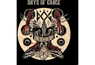 Days Of Grace - Logos - (CD)
