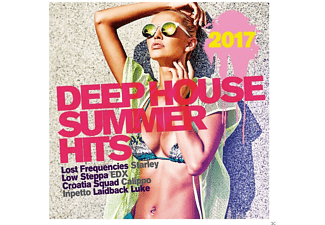 VARIOUS - Deep House Summer Hits 2017 - (CD)