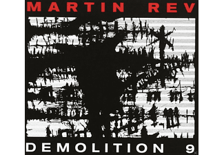 Martin Rev - Demolition 9 - (CD)