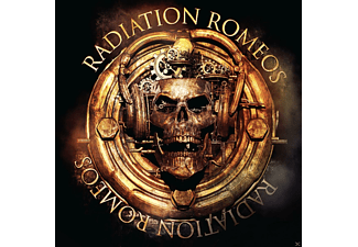 Radiation Romeos - Radiation Romeos - (CD)