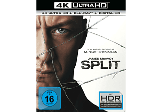 Split - (4K Ultra HD Blu-ray + Blu-ray)