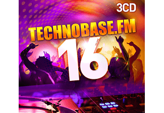 Various - TechnoBase.FM Vol.16 - (CD)