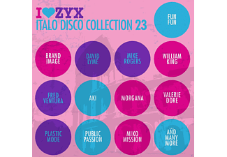 VARIOUS - ZYX Italo Disco Collection 23 - (CD)