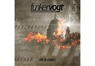 Funker Vogt - Code of Conduct (Ltd.edition - (CD)
