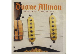 Duane Allman - The Legend And The Legacy - (CD)