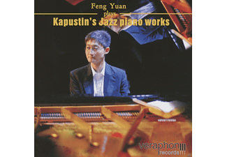 Feng Yuan - Feng Yuan Plays Kapustin's Jazz Piano Works - (CD)