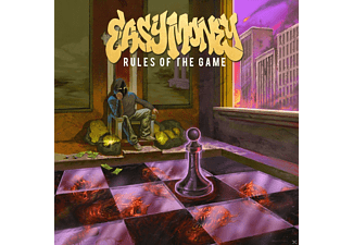 Ea$y Money - Rules Of The Game - Midas Touch - (CD)