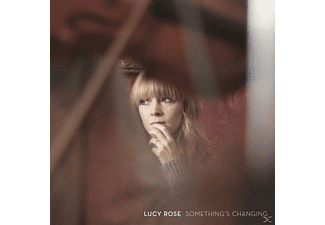 Lucy Rose - Something's Changing - (CD)