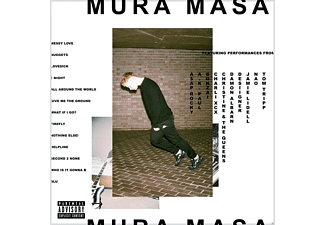 Mura Masa - Mura Masa (Ltd.Edt.) - (CD)