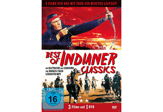 Best Of Indianer Classics (3 Filme-Edition) - (DVD)