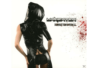 Maneater - Domination Overkill - (CD)