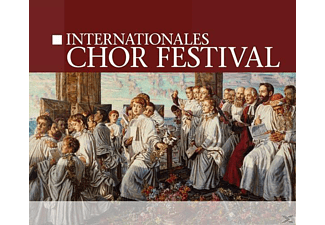 VARIOUS - Internationales Chor Festival - (CD)