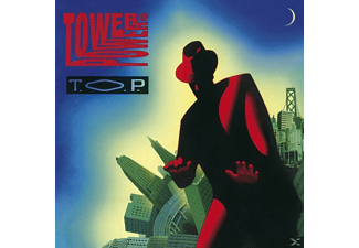 Tower of Power - T.O.P. - (CD)