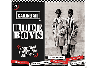 VARIOUS - Calling All Rudeboys - (CD)