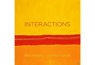 Bard Monsen, Gunnar Flagstad - Interactions - (Blu-ray Audio)