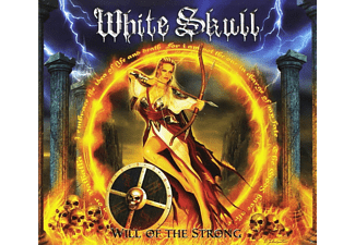 White Skull - Will Of The Strong - (CD)
