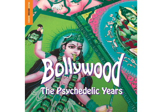 VARIOUS - Rough Guide: Bollywood - (LP + Download)