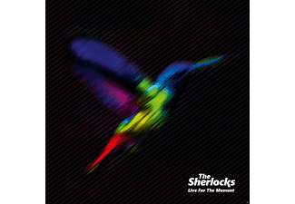 The Sherlocks - Live For The Moment - (CD)