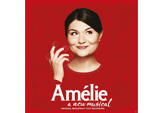 Original Broadway Cast - Amélie-A New Musical - (CD)