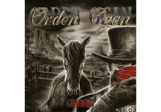 Orden Ogan - Gunmen (Lim.Digipak+Bonus-DVD) - (CD + DVD Video)