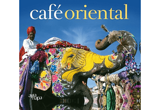 VARIOUS - Cafe Oriental - (CD)