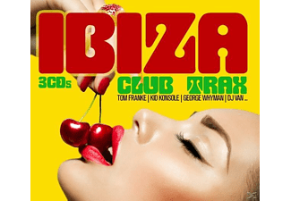VARIOUS - Ibiza Club Trax - (CD)